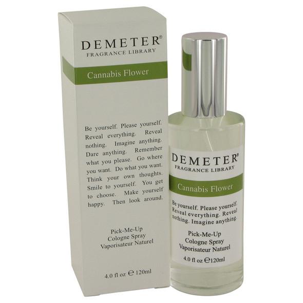 Demeter Cannabis Flower by Demeter Cologne Spray 4 oz for Women