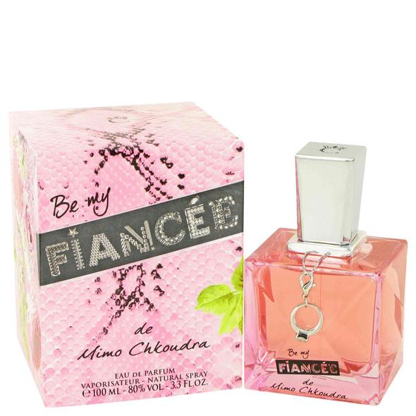 Be My Fiance by Mimo Chkoudra Eau De Parfum Spray 3.3 oz for Women