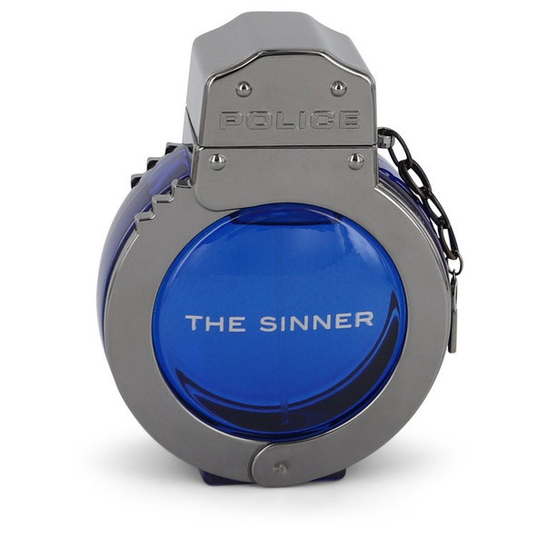 Police The Sinner by Police Colognes Eau De Toilette Spray (Tester) 3.4 oz for Women