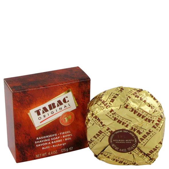 TABAC by Maurer & Wirtz Shaving Soap Refill 4.4 oz for Men
