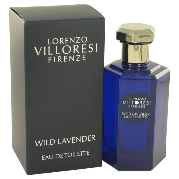Lorenzo Villoresi Firenze Wild Lavender by Lorenzo Villoresi Eau De Toilette Spray 3.3 oz for Men