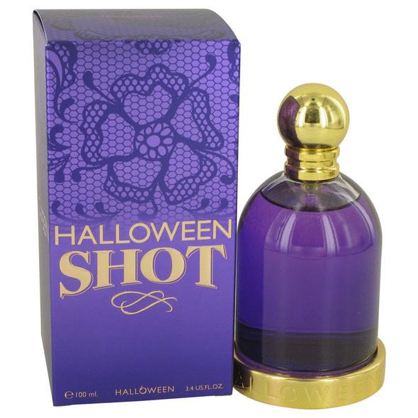 Halloween Shot by Jesus Del Pozo Eau De Toilette Spray 3.4 oz for Women