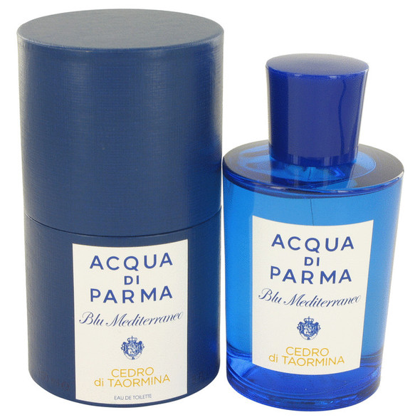Blu Mediterraneo Cedro Di Taormina by Acqua Di Parma Eau De Toilette Spray (Unisex) 5 oz for Women