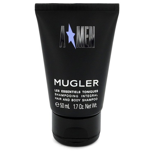 ANGEL by Thierry Mugler Hair and Body Shampoo 1.7 oz for Men