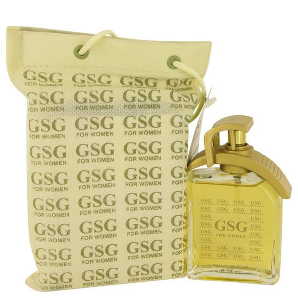 GSG by Franescoa Gentiex Eau DE Parfum Spray 3.4 oz for Women