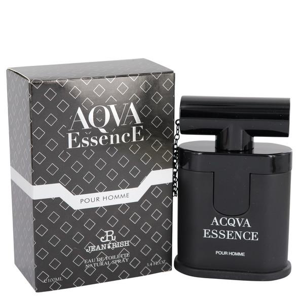 Aqua Essence Pour Homme by Jean Rish Eau De Toilette Spray 3.4 oz for Men