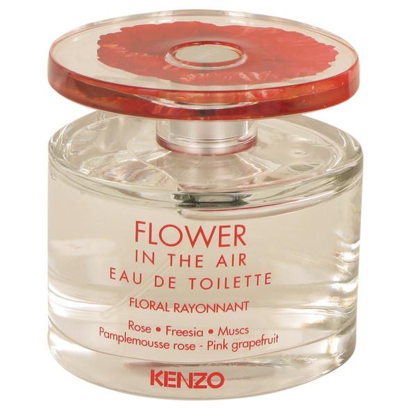 Kenzo Flower In The Air by Kenzo Eau De Toilette Spray (Tester) 3.4 oz for Women