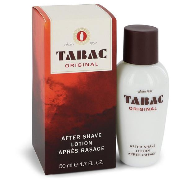 TABAC by Maurer & Wirtz After Shave Lotion 1.7 oz for Men