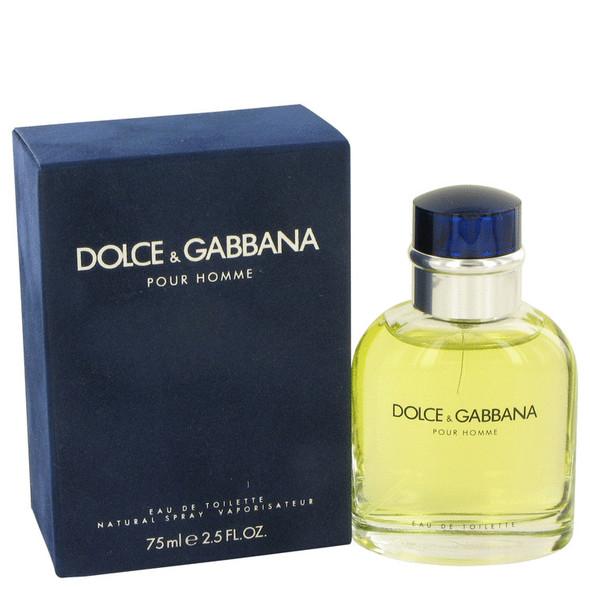 DOLCE & GABBANA by Dolce & Gabbana Eau De Toilette Spray for Men