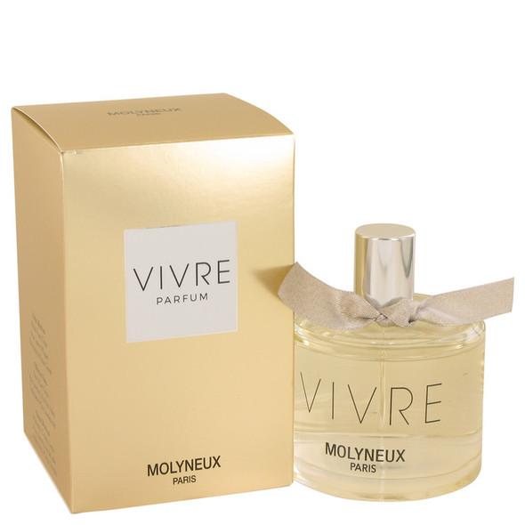 Vivre by Molyneux Eau De Parfum Spray 3.38 oz for Women