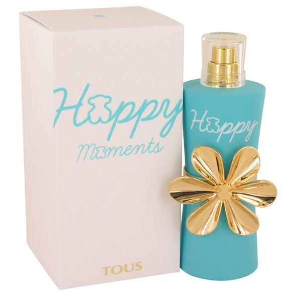 Tous Happy Moments by Tous Eau De Toilette Spray for Women
