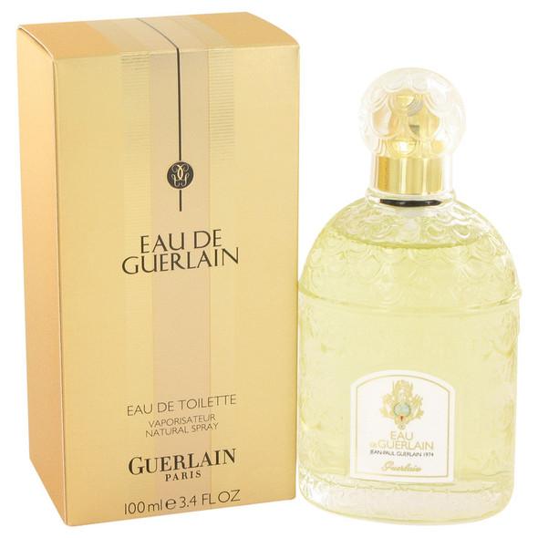 EAU DE GUERLAIN by Guerlain Eau De Toilette Spray (unisex) 3.4 oz for Men