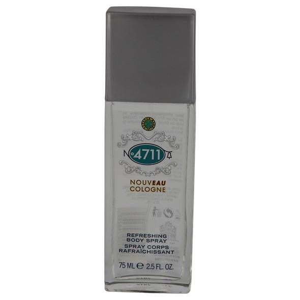 4711 Nouveau by Maurer & Wirtz Body spray 2.5 oz for Women