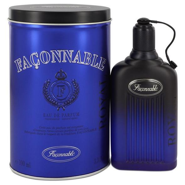 Faconnable Royal by Faconnable Eau De Parfum Spray for Men