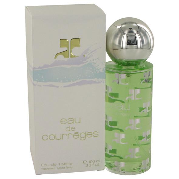 EAU DE COURREGES by Courreges Eau De Toilette Spray for Women