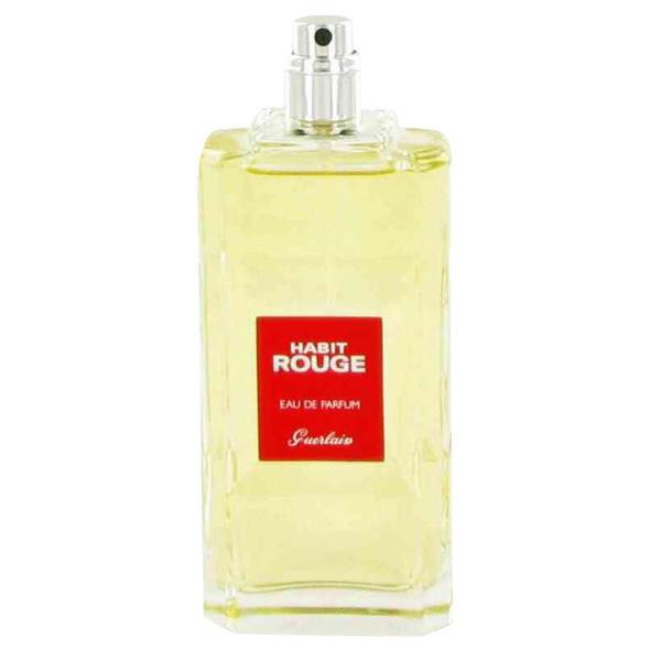 HABIT ROUGE by Guerlain Eau De Parfum Spray for Men