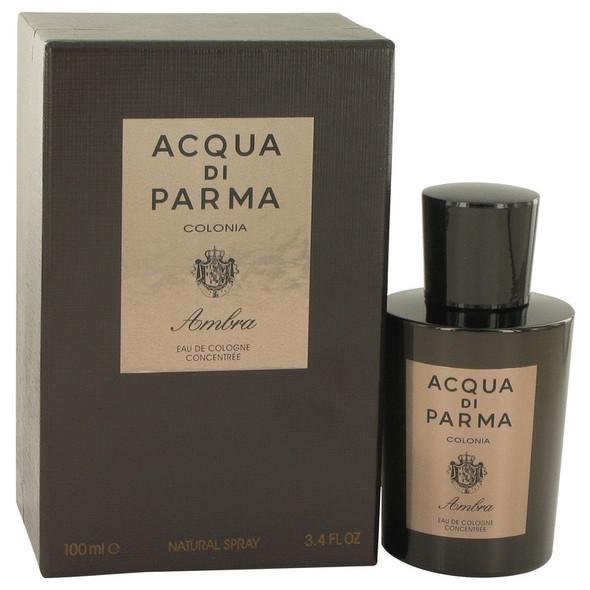 Acqua Di Parma Colonia Ambra by Acqua Di Parma Eau De Cologne Concentrate Spray for Men