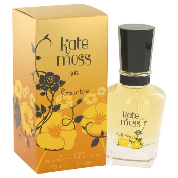 Kate Moss Summer Time by Kate Moss Eau De Toilette Spray 1.7 oz for Women
