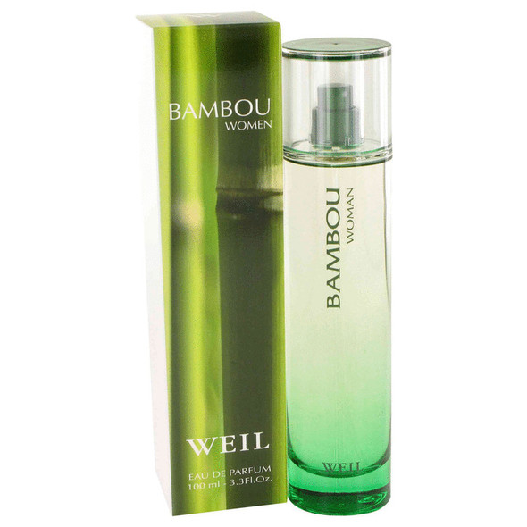 BAMBOU by Weil Eau De Parfum Spray 3.4 oz for Women