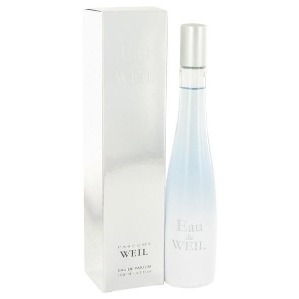 Eau De Weil by Weil Eau De Parfum Spray 3.4 oz for Women