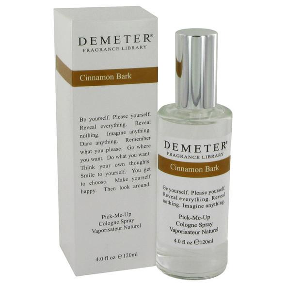 Demeter Cinnamon Bark by Demeter Cologne Spray 4 oz for Women