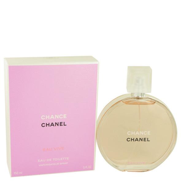 Chance Eau Vive by Chanel Eau De Toilette Spray for Women