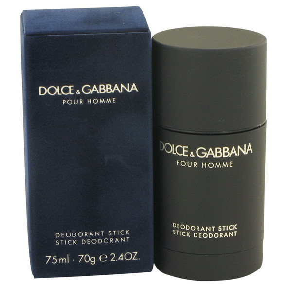 DOLCE & GABBANA by Dolce & Gabbana Deodorant Stick 2.5 oz for Men