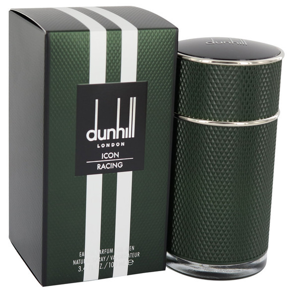 Dunhill Icon Racing by Alfred Dunhill Eau De Parfum Spray 3.4 oz for Men