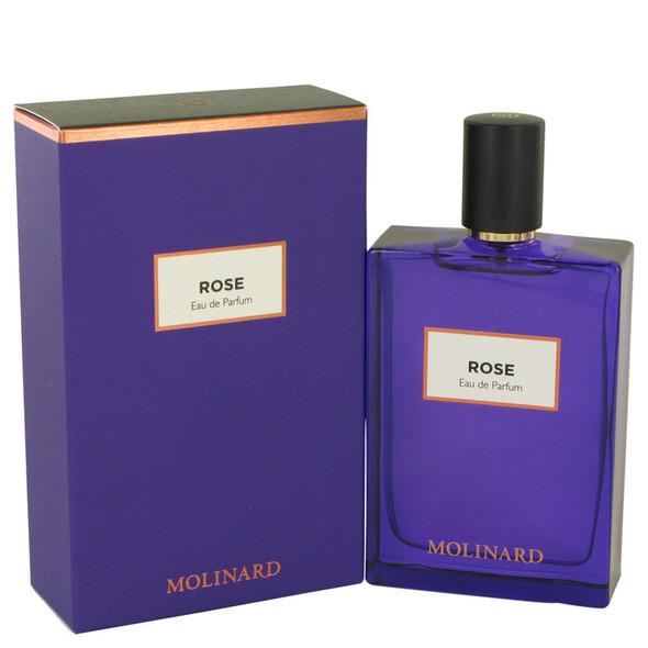 Molinard Rose by Molinard Eau De Parfum Spray (Unisex) 2.5 oz for Women
