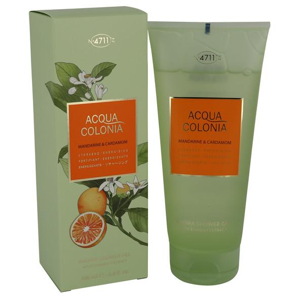 4711 Acqua Colonia Mandarine & Cardamom by Maurer & Wirtz Shower gel 6.8 oz for Women