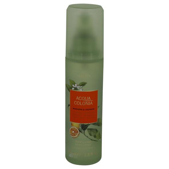 4711 Acqua Colonia Mandarine & Cardamom by Maurer & Wirtz Body Spray 2.5 oz for Women