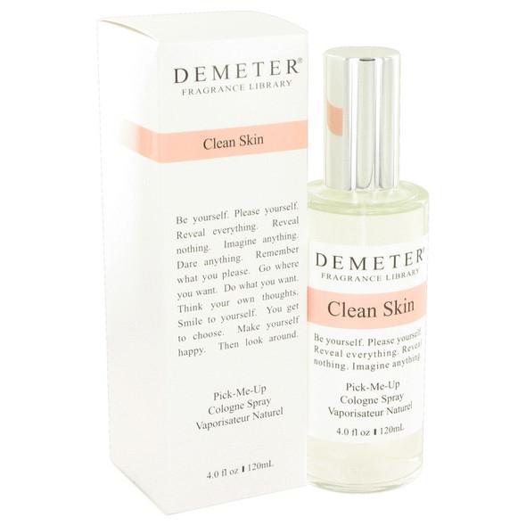 Demeter Clean Skin by Demeter Cologne Spray 4 oz for Women