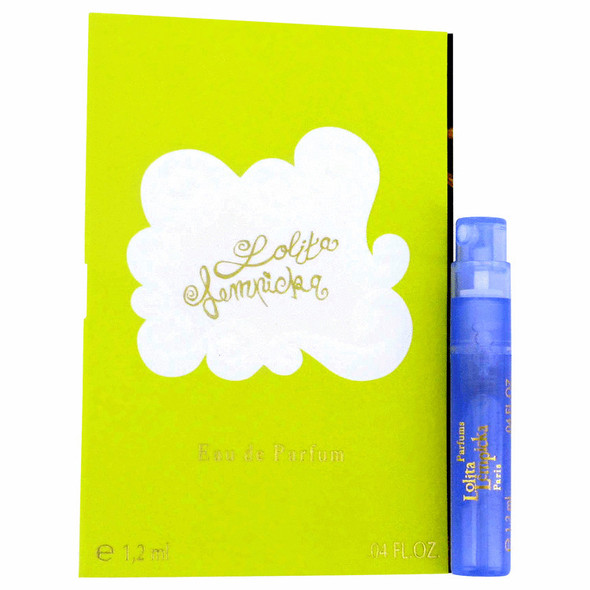 LOLITA LEMPICKA by Lolita Lempicka Eau De Parfum Vial (sample) .03 oz for Women