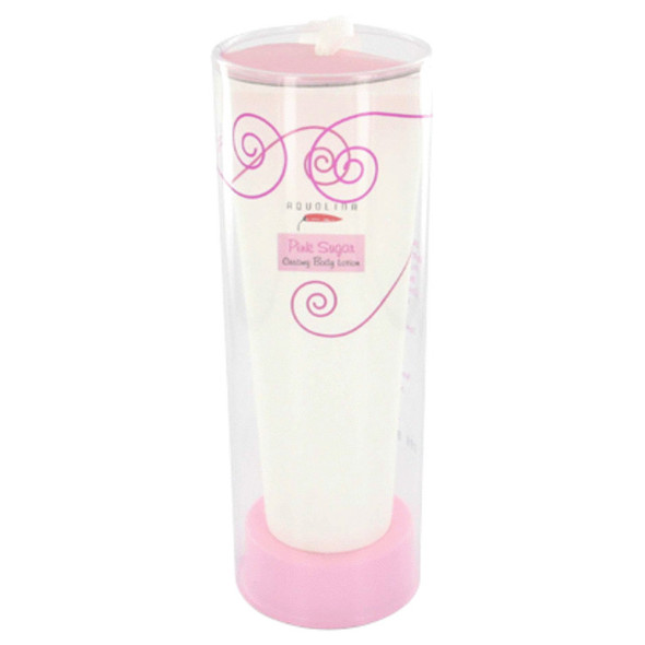 Pink Sugar by Aquolina Body Lotion 8 oz for Women