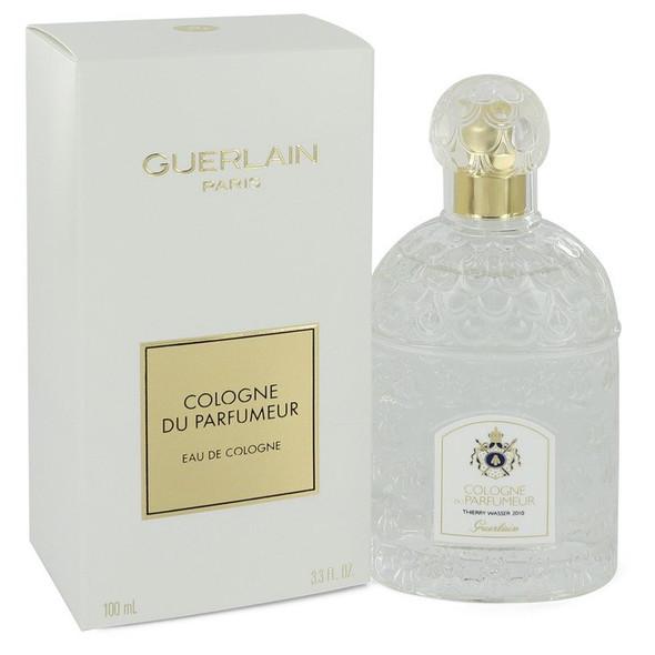 Cologne Du Parfumeur by Guerlain Eau De Cologne Spray 3.3 oz for Women
