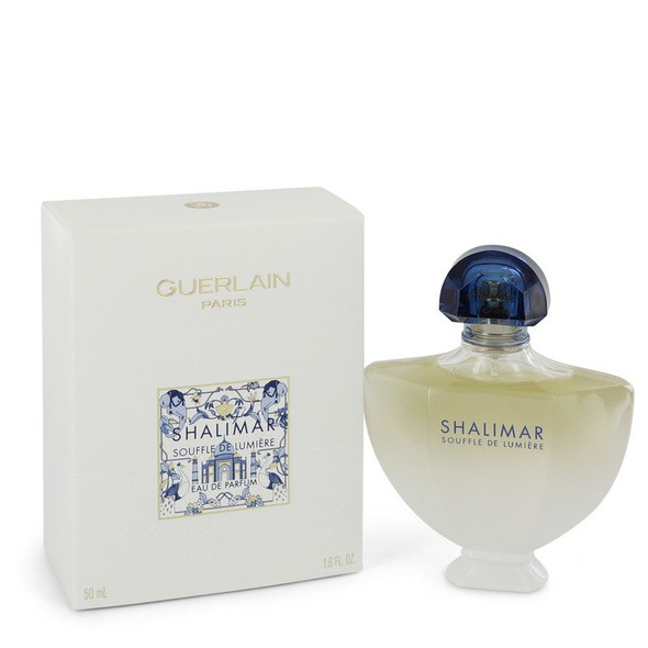 Shalimar Souffle De Lumiere by Guerlain Eau De Parfum Spray 1.6 oz for Women