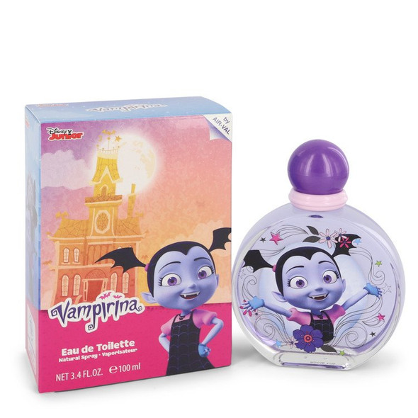 Disney Vampirina by Disney Eau De Toilette Spray 3.4 oz for Women