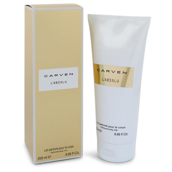 Carven L'absolu by Carven Body Milk 6.7 oz for Women