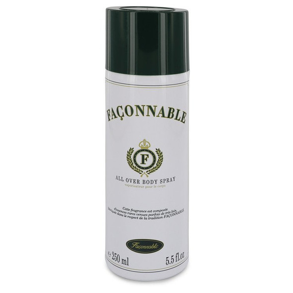 FACONNABLE by Faconnable Body Spray 5.5 oz for Men