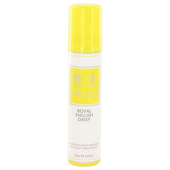 Royal English Daisy by Yardley London Refreshing Body Spray 2.6 oz for Women
