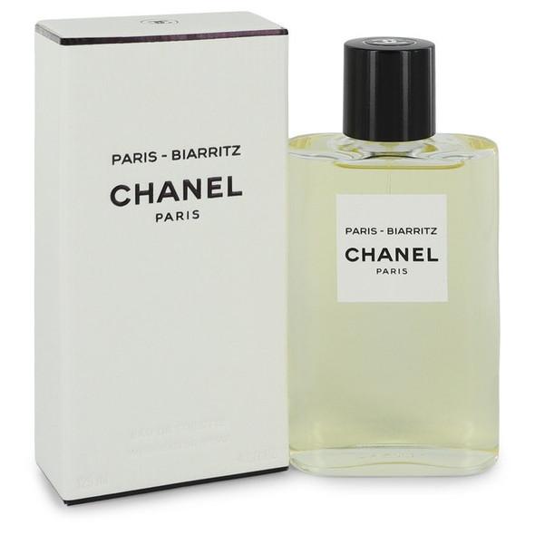 Chanel Paris Biarritz by Chanel Eau De Toilette Spray 4.2 oz for Women