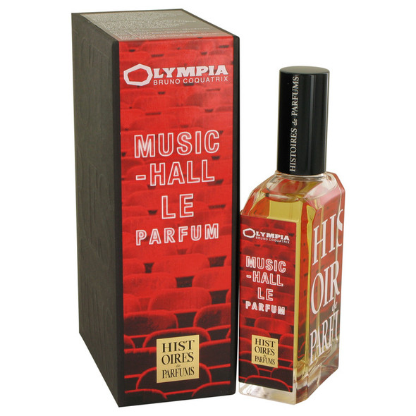 Olympia Music Hall by Histoires De Parfums Eau De Parfum Spray (Unisex) 2 oz for Women