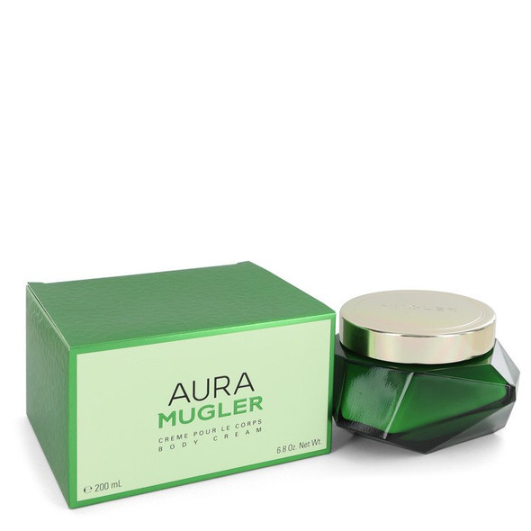 Mugler Aura by Thierry Mugler Body Cream 6.8 oz  for Women