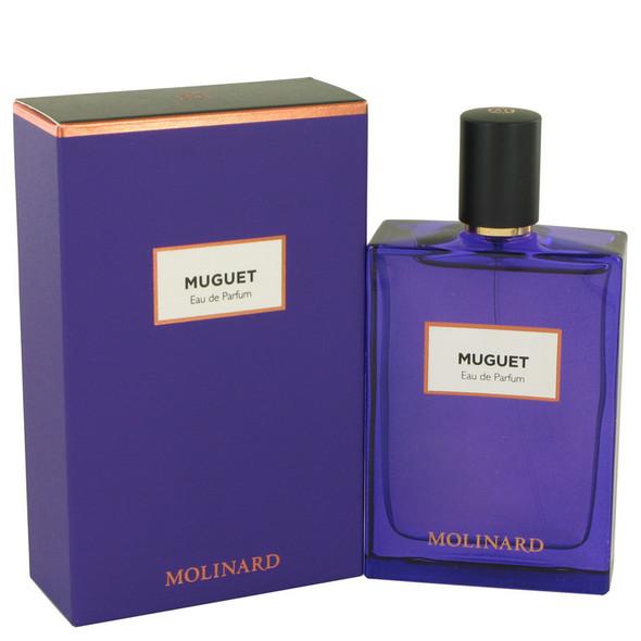 Molinard Muguet by Molinard Eau De Parfum Spray 2.5 oz for Women