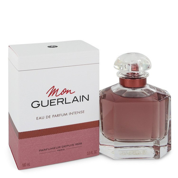 Mon Guerlain Intense by Guerlain Eau De Parfum Intense Spray 3.3 oz for Women