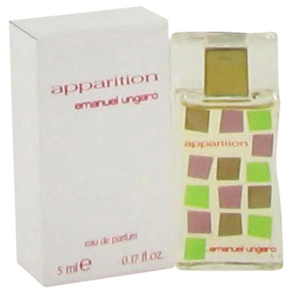 Apparition by Ungaro Mini EDP .17 oz for Women