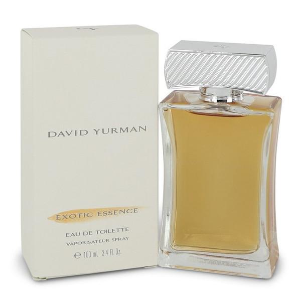 David Yurman Exotic Essence by David Yurman Eau De Toilette Spray 3.4 oz for Women