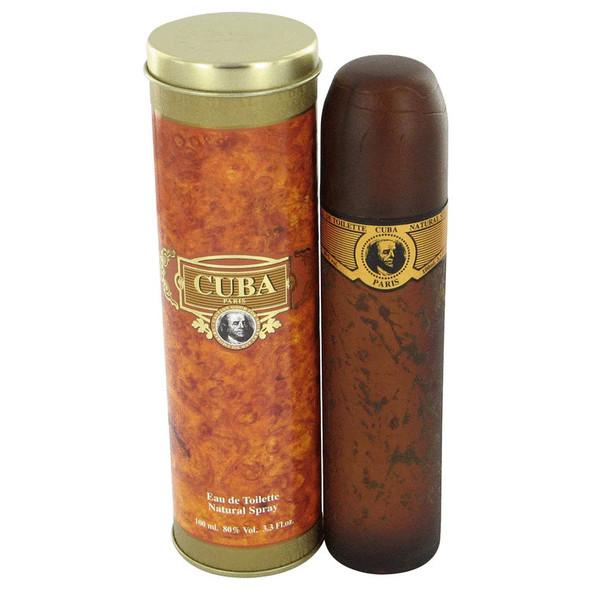 Cuba Gold by Fragluxe Body Spray 6.7 oz for Men