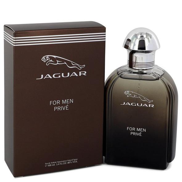Jaguar Prive by Jaguar Eau De Toilette Spray 3.4 oz for Men