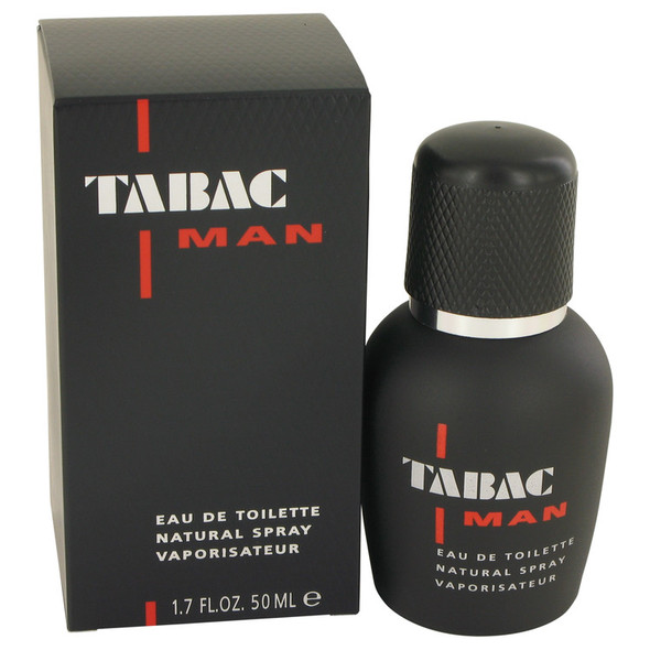 Tabac Man by Maurer & Wirtz Eau De Toilette Spray 1.7 oz for Men